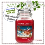 Yankee Candle / Large Jar Candle 22 oz. (Christmas Eve)