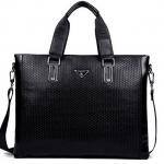 กระเป๋าถือผู้ชาย ผู้หญิง ใช้ได้ กระเป๋าใส่เอกสาร ทำงาน หนัง pu ลายปุ่ม กระเป๋าถือ polo กระเป๋าสะพาย ถอดสายได้ มี 3 ช่อง แข็งแรงทนทาน 123188