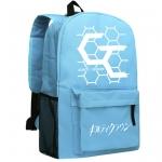 กระเป๋าสะพายข้าง Guilty Crown blue