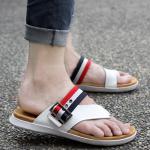 รองเท้าผู้ชาย | รองเท้าแฟชั่นชาย รองเท้าแตะ แฟชั่นเกาหลี