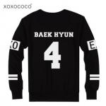 เสื้อแขนยาว Exo 2014 Baekhyun