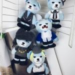 Preorder ตุ๊กตาหมีกุง Bigbang