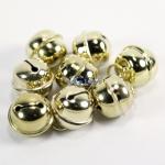 กระพรวน ขนาดกลาง สีทอง (8p)