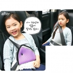 Child restraints regulator seat belt holder - ตัวรัดเบลท์สำหรับเด็กเล็กในรถยนต์ เพิ่มความปลอดภัย 5 สี