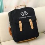 กระเป๋าสะพายเป้ EXO Black BB024