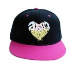 หมวก Snap 2Ne1 Pink Black