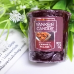 Yankee Candle / Samplers Votives 1.75 oz. (Candied Pecans)