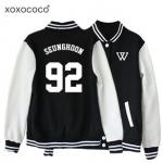 เสื้อเบสบอล winner seunghoon