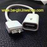 USB OTG เชื่อมต่อ NOTE3 ใช้เชื่อมต่อถ่ายโอนข้อมูล