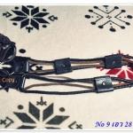 เข็มขัดเชือกหนัง งาน Handmade H008