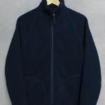 เสื้อกันหนาว Uniqlo สีน้ำเงิน ใส่ได้ 2 ทาง