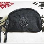 กระเป๋าใส่เงิน ใส่ของจุกจิก สีดำ Kp902