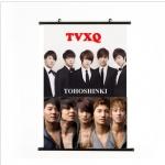 Poster TVXQ ดึงม้วนเก็บได้
