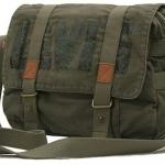 กระเป๋าสะพายข้าง ผู้ชาย Levis สีเขียวทหาร กระเป๋าใส่เอกสาร นำเข้า ราคาพิเศษ