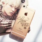 Preorder Case Iphone6 ลายเซ็น chanyeol