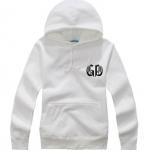 เสื้อ Hood BIGBANG GD WY180 white