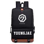Preorder กระเป๋าสะพายเป้ Youngjae GOT7 NLB053