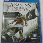 แผ่นเกมส์ PS4 Assassin s Creed IV: Black Flag รุ่น EXCLUSIVE แผ่นเกมส์ มือสอง เล่นมือเดียว แผ่นเกมส์ Zone 3 Eng