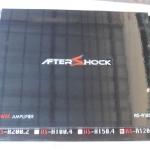 AMP CLASS D AFTERSHOCK 1200D