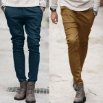 กางเกงผู้ชาย   กางเกงแฟชั่นผู้ชาย กางเกงขายาว แฟชั่นฮ่องกง