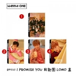 Preorder Lomo WANNA ONE