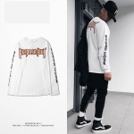Preorder เสื้อแขนยาว PURPOSE TOUR [White]