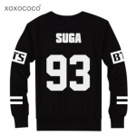 เสื้อแขนยาว Bts Suga