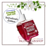 Bath & Body Works / Wallflowers Fragrance Refill 24 ml. (Frosted Cranberry)