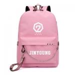 กระเป๋าเป้สะพายหลัง GOT7 -USB [jinyoung]