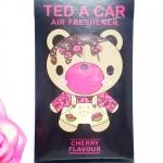 Ted A Car / Air Freshener (Cherry)