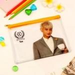 แฟ้มใส่เอกสาร EXO Tao [มีซิป]