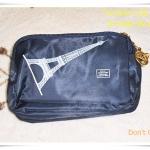 กระเป๋าใส่เครื่องสำอางค์ Longchamp สีกรมท่า