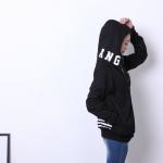 พร้อมส่ง เสื้อฮู๊ดดี้ BIGBANG YG [XL]