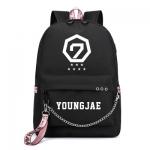 กระเป๋าเป้สะพายหลัง GOT7 -USB [youngjea]