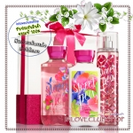 Bath & Body Works / Wrapped with a Bow Gift Set (Sweet Pea) *ขายดี
