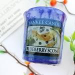 Yankee Candle / Samplers Votives 1.75 oz. (Blueberry Scone)