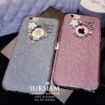 เคสไอโฟนกริสเตอร์ละเอียดแน่น case iphone 6s plus iphone 5se กรอบมือถือสวย ID: A343