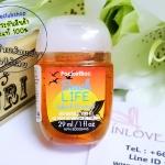 Bath & Body Works / PocketBac Sanitizing Hand Gel 29 ml. (Island Coconut)