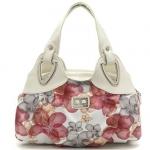 กระเป๋าถือ ผู้หญิง ขนาดกลาง กระเป๋าถือหวาน ๆ เข้ากับชุดเดรส สะพายออกงาน กระเป๋าถือ ลายดอกไม้ ลายเสือ ลายม้าลาย เก๋ ๆ 883799
