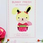 Bunny Fresh / Air Freshener (Hana)