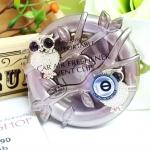 Bath & Body Works - Slatkin & Co / Scentportable Holder (Owl on Branch Vent Clip)