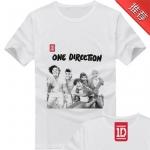 Preorder เสื้อ one direction 1D 13