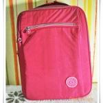 กระเป๋าเป้ ใส่ Notebook kipling สีชมพู หวาน ๆ