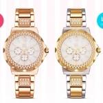 นาฬิกาข้อมือ ผู้หญิง ใส่ทำงาน นาฬิกาข้อมือ สายสแตนเลส เงิน ทอง นาฬิกาฝังเพชร สุดหรู ดูดีมาก 566694