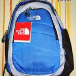 กระเป๋าเป้ กระเป๋าโน๊ตบุ๊ค กระเป๋าเดินทาง North face สีน้ำเงิน