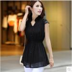 เสื้อผ้าสาวอวย จากร้านLINGMO มีไซต์L-4XL
