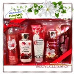 Bath & Body Works / Gift Box 5 item (Japanese Cherry Blossom) *ขายดี