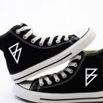 รองเท้า BOY FRIEND LOGO FBX058