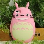 เคส iphone 6 6 plus เคสซิลิโคน อย่างดี เคส 3D ลายการ์ตูน Totoro จากญี่ปุ่น น่ารัก น่าสะสม สีชมพู หวาน ๆ น่ารัก เคสหายาก 345393_2