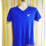 เสื้อยืด American Eagle สีน้ำเงิน